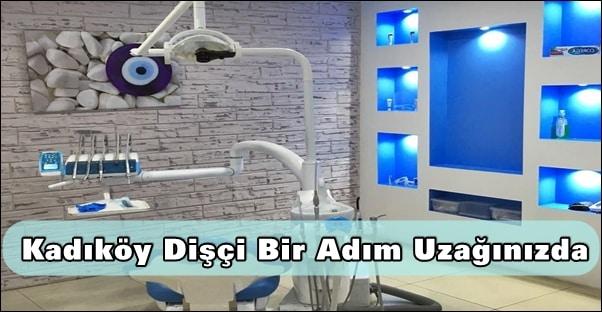 kadıköy dişçi klinik