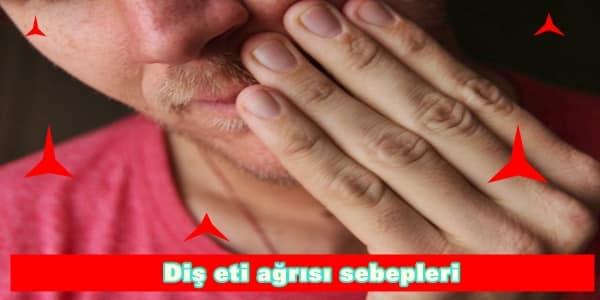 Diş eti ağrısı sebepleri